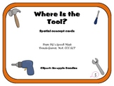 Spatial Concepts: Tools