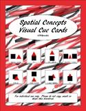 Spatial Concepts - Visual Cue Cards