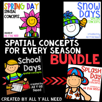 Spatial Concepts for Every Season Bundle