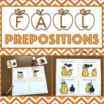 Spatial Concepts for Fall Autumn