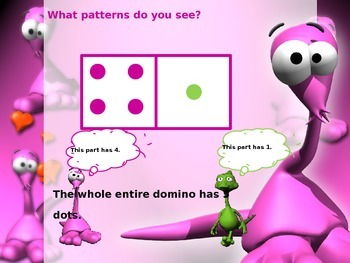 Spatial Patterns for Numbers to 10 PowerPoint : Common Core enVision Math
