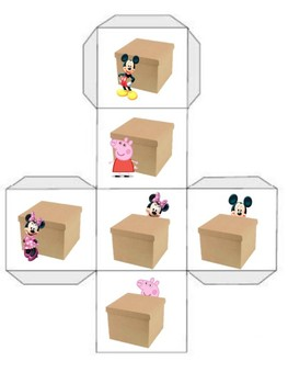 Spatial/Prepositional Concepts: In, On, Under, In front, Behind, Beside