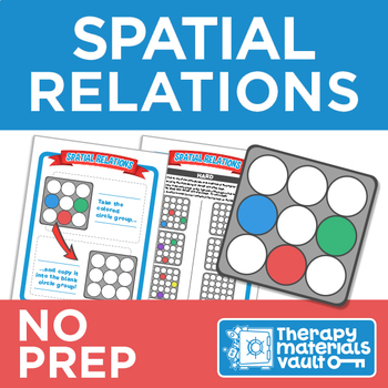 Occupational Therapy: Spatial Relations Activities