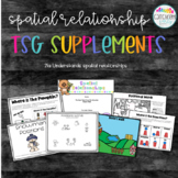 Spatial Relationships/Positional Words / TSG 21a / Supplements