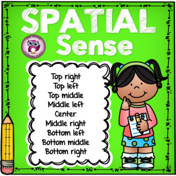Spatial Sense {Location in a Grid}