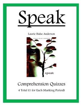 Speak Assessment Package