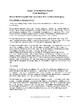 Speak - Close Reading; Excerpts; Annotation