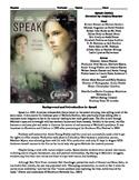 Speak Film (2004) Study Guide Movie Packet