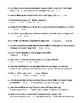 Speak-Fourth Marking Period Quiz