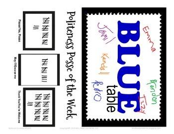 *Speak Nice!  Activities to Teach Politeness and Community Building