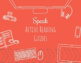 Speak Novel Study