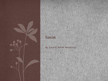 Speak Power Point Presentation