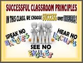 Speak-See-Hear No Excuses