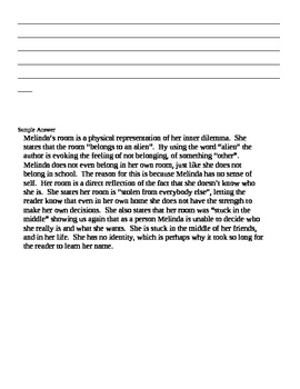 Speak Text Analysis Activities