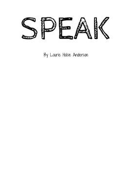 Speak- Unit Materials