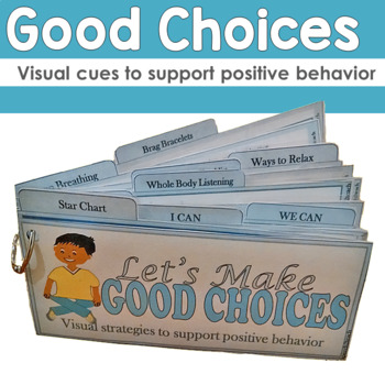 Visual Cues to Support Positive Behavior