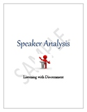 Speaker Analysis