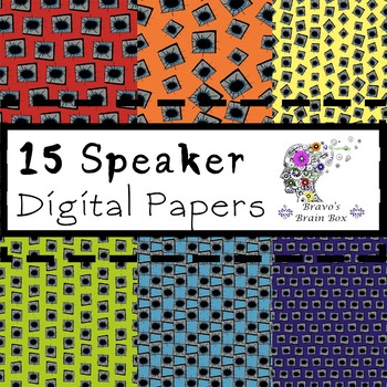 Speaker Digital Papers