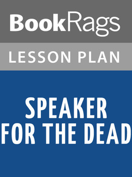 Speaker for the Dead Lesson Plans