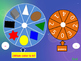The Wheel of Fortune- Colors-Speaking