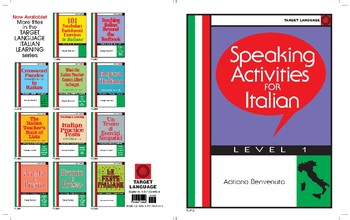 Speaking Activities for Italian-Level 1