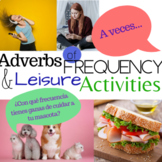 Speaking Adverbs of Frequency & Leisure Activities Activity Santillana