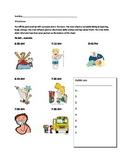 Speaking Activity- Reflexive Verbs in Spanish!