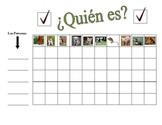 Spanish Animals Speaking Activity (Large Group, Whole Class)