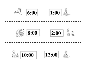 Spanish Present Tense Speaking Activity (Large Group, Whole Class)