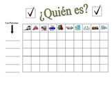 Spanish Transportation Speaking Activity (Large Group, Whole Class)