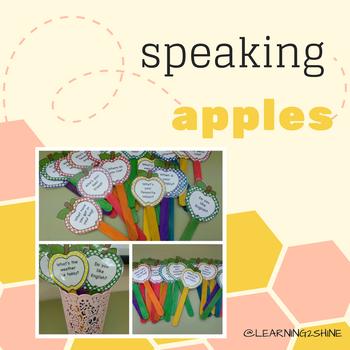 Speaking Apples
