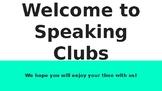 Speaking Club Healthy Living