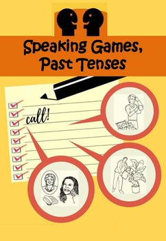 Speaking Games, Past Tenses