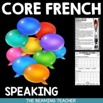 French Games for Middle School