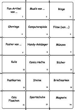Speaking German in pairs. Minidialogues. Präsens.