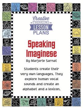 Speaking Imaginese