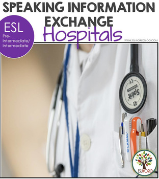 Speaking Information Exchange ESL Which Hospital Should Stay?
