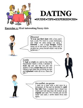 Speaking Lesson - Dating