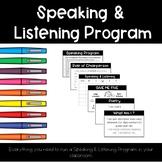 Speaking & Listening Program