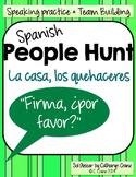 Spanish People Hunt - La casa, los quehaceres - House, Chores