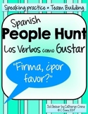 Spanish People Hunt - Verbs like Gustar - Los verbs como gustar