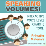 Speaking Volumes! A Vocal Loudness Regulation Visual Aid