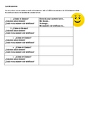 Speaking activity with numbers in Spanish