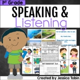 Speaking and Listening- 1st Grade Oral Language Skills