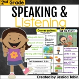 Speaking and Listening- 2nd Grade Oral Language Skills