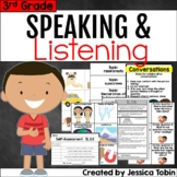 Speaking and Listening- 3rd Grade Oral Language Skills