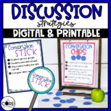 Student Engagement Discussion Strategies and Activities