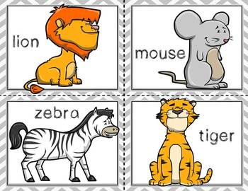 Speaking and Listening: Animal Question Game!