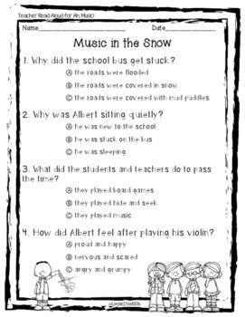 Speaking and Listening Assessments {2nd grade Journeys}
