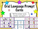Oral Language Prompts